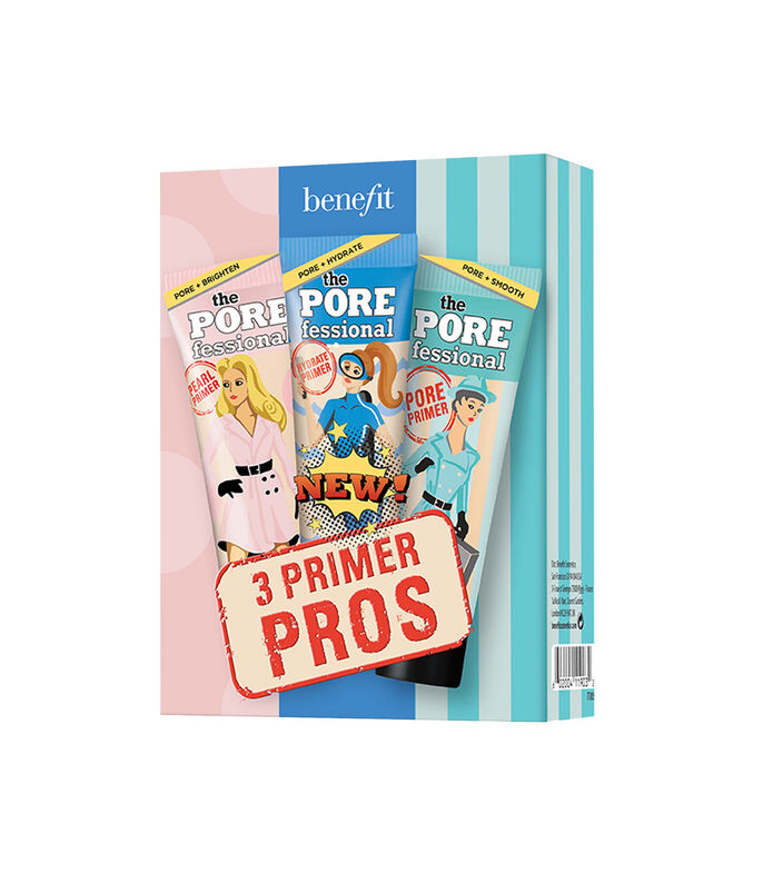 Set 3 Primer Pros, , large