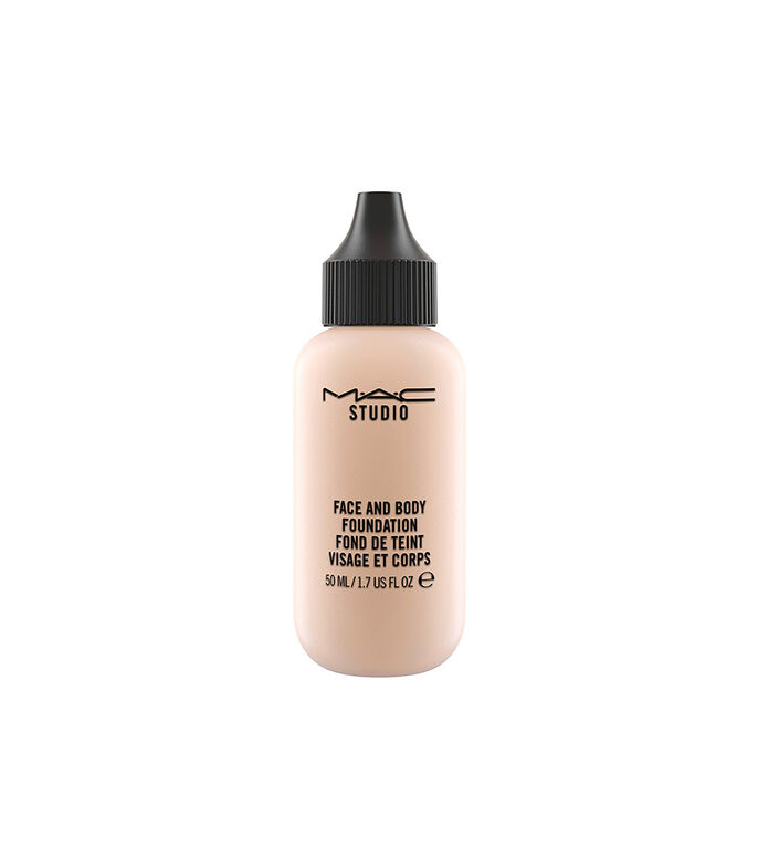 Base de maquillaje, Face and Body Foundation, 50 ml, , large