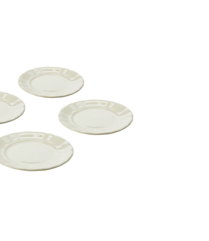 Set de 4 Platos para Postre Aurora, , editorial