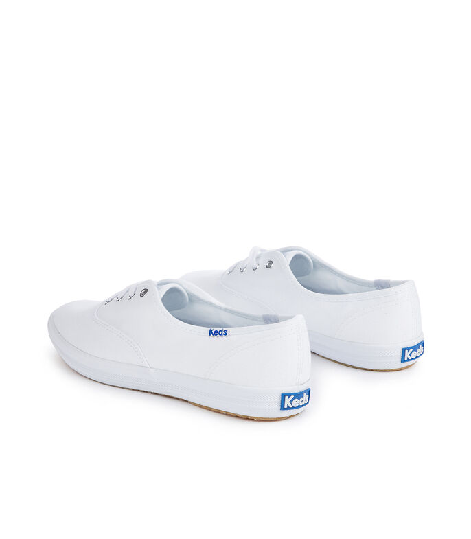 Tenis Casuales Mujer, BLANCO, large