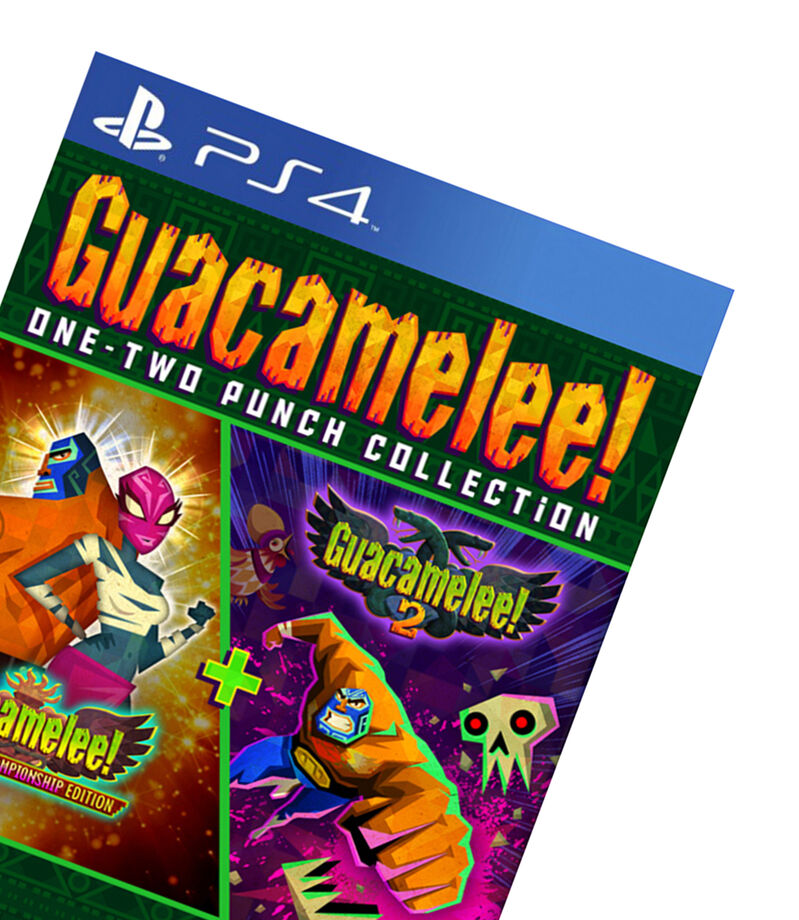 Guacamelee! One-Two Punch Collection Launch Edition PS4, , editorial