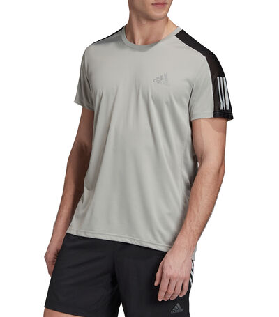 Playera para Correr Own the Run Hombre, , large
