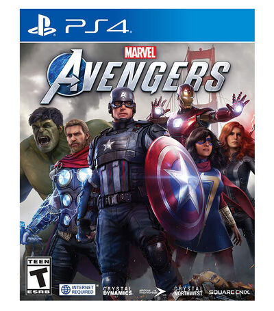 Marvel's Avengers para PS4, , large