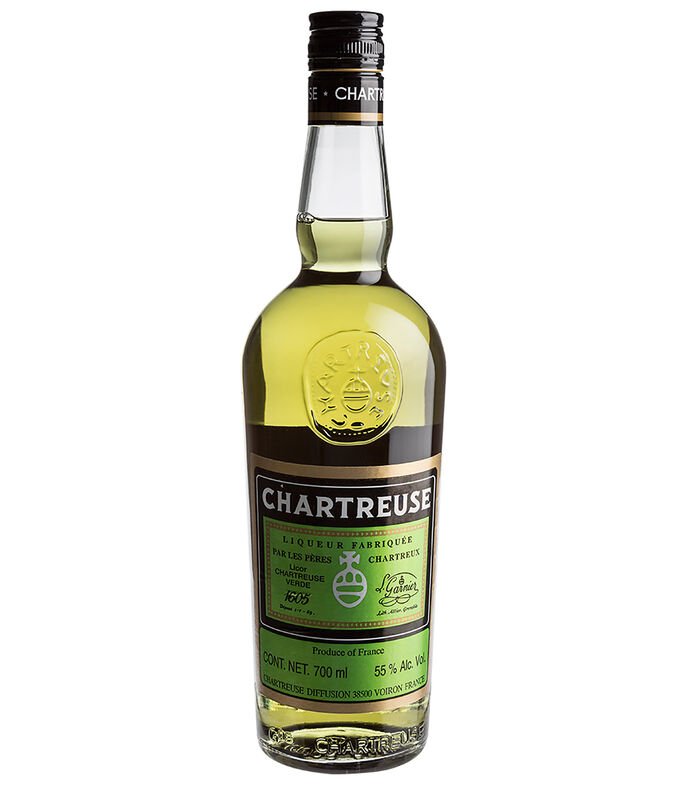 Licor Chartreuse Verde, 750 ml, , large