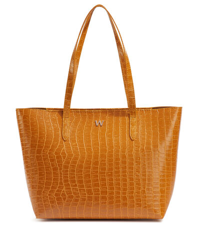 Bolso tote animal skin, , large