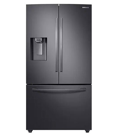 Refrigerador French Door 28 ft Negro, , large