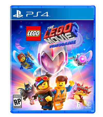 The Lego Movie 2 PS4, , large