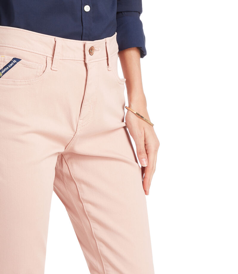 Nautica Jeans Skinny Mujer, ROSA, editorial