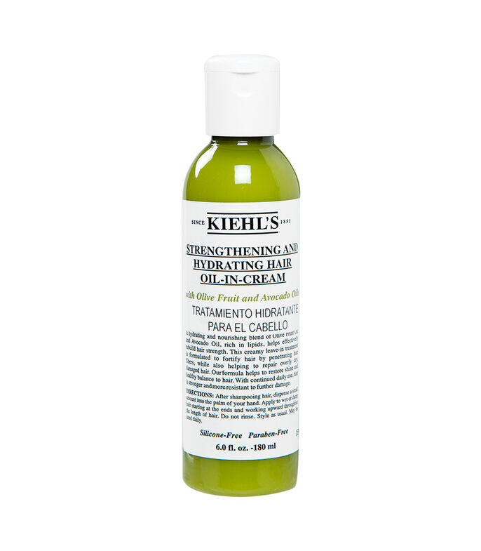 Kiehl's Strengthening and Hydrating Hair Oil in Cream, , large
