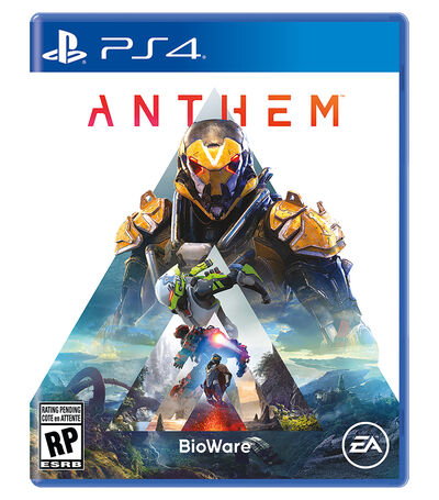 Anthem PS4, , large