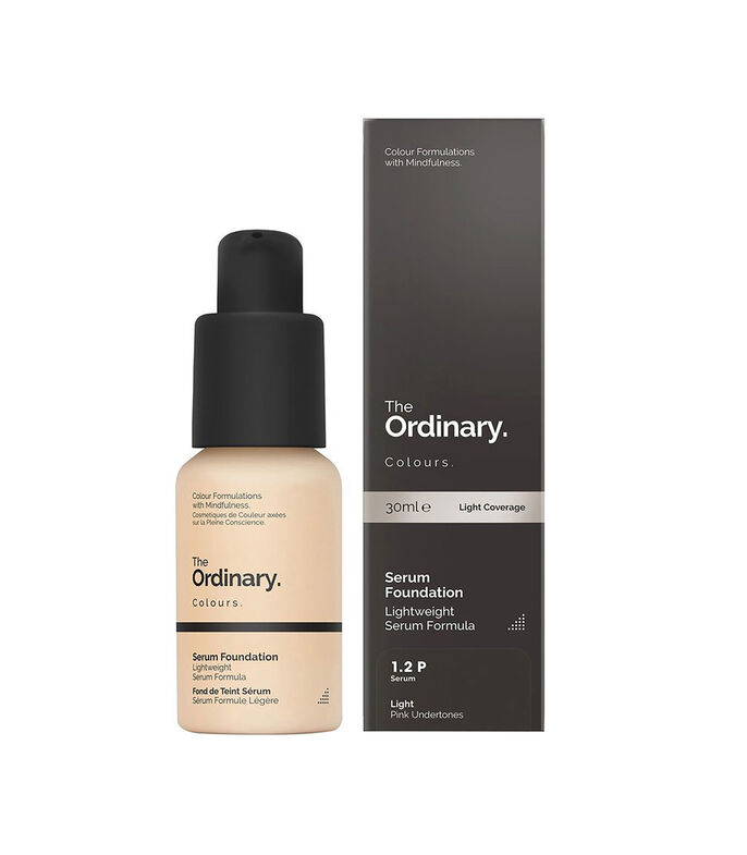 Base, The Ordinary Serum Foundation Light Pink Undertones, 30 ml, , large