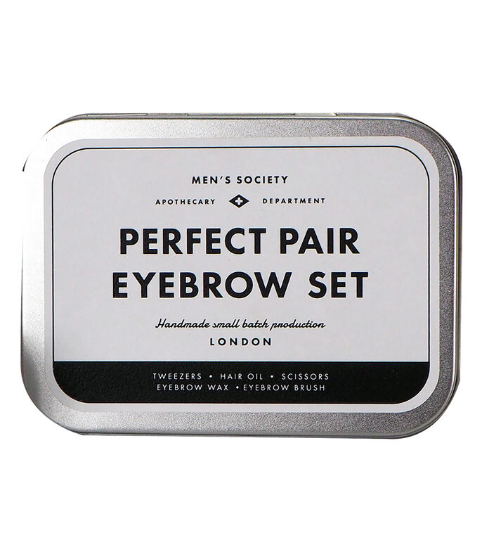 Set Perfect Pair Eyebrow Grooming Kit Hombre, , large