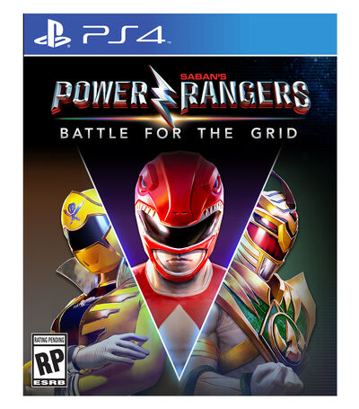 Power Rangers Battle for the Grid PS4, , large