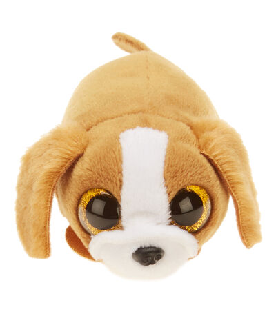 Suzie Dog Brown White, , large