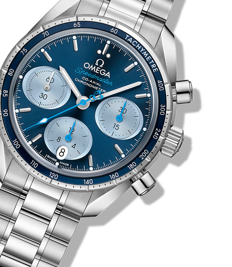 Omega Reloj Speedmaster 38MM Unisex, , editorial