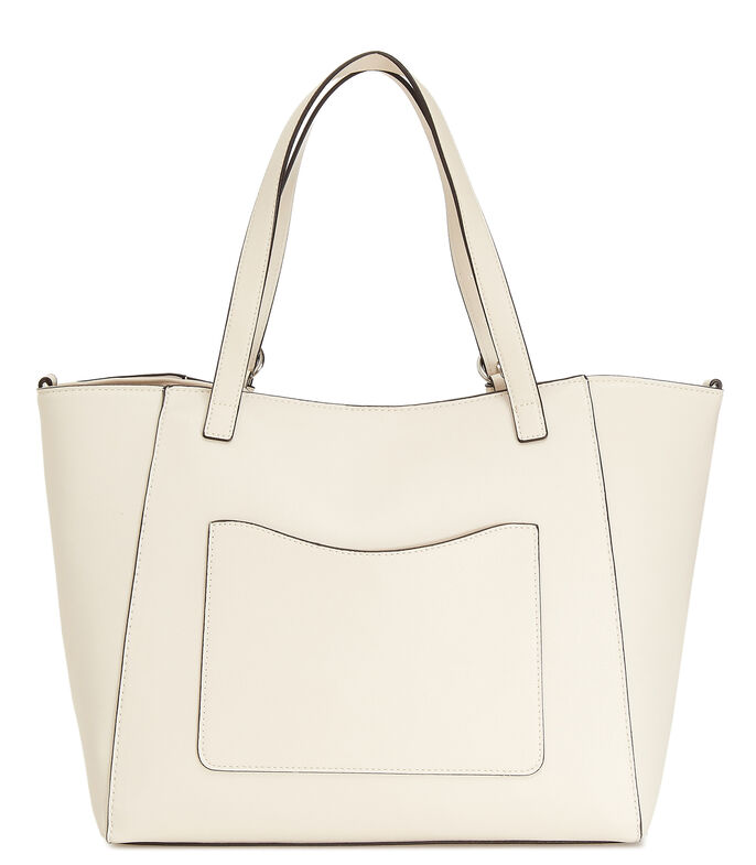 Nine West Bolso tote, MARFIL, large