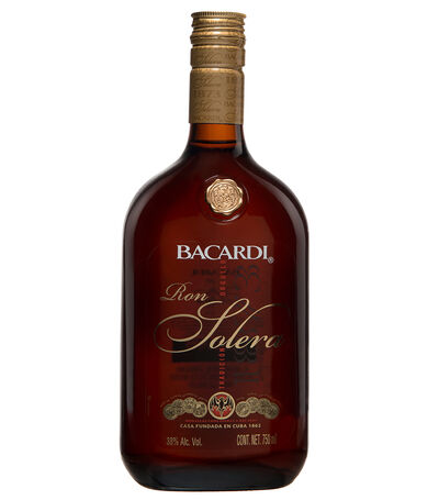 Ron Bacardí Solera, 750 ml, , large