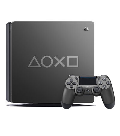 Consola PS4 Slim Days of Play Limited Edition 1 TB, , large