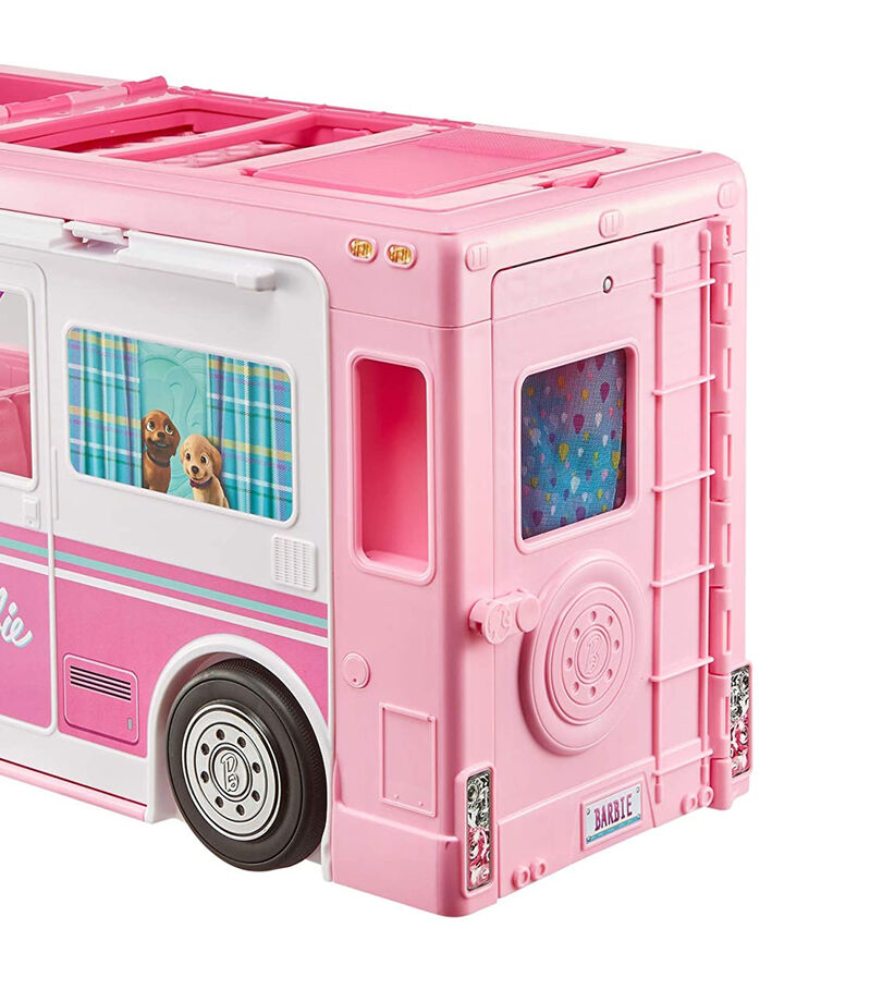 Barbie Camper 3 en 1, , editorial