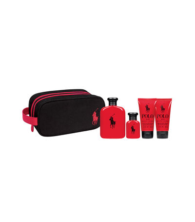 Set Polo Red Hombre, , large