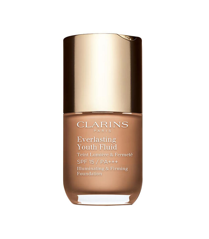 Clarins Maquillaje Líquido, Everlasting Youth Fluid 112 Amber, 30 ml, , large