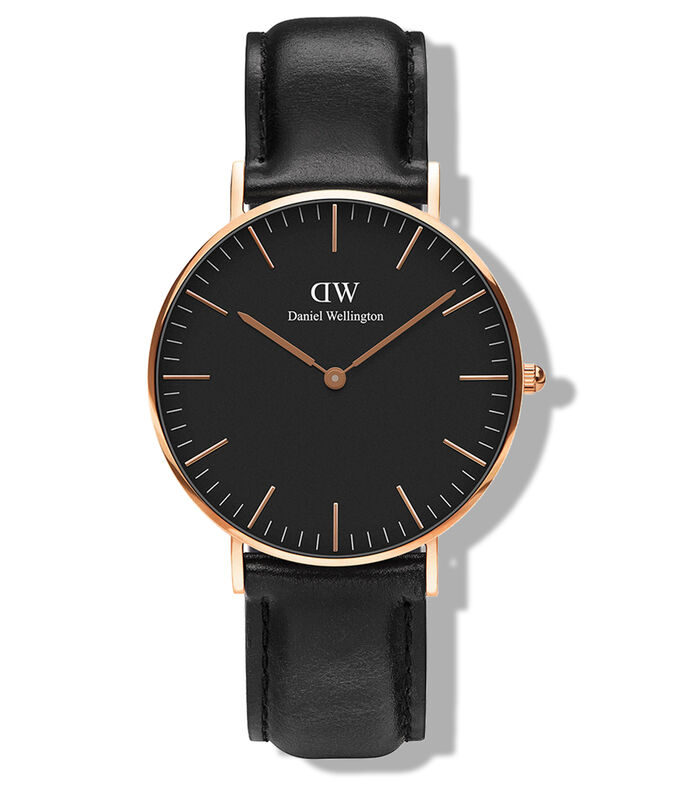 Daniel Wellington Reloj Classic Black Sheffield Unisex, , large