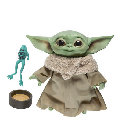 The Child - Peluche Baby Yoda, , large
