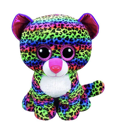 Peluche de Leopardo Dotty, , large