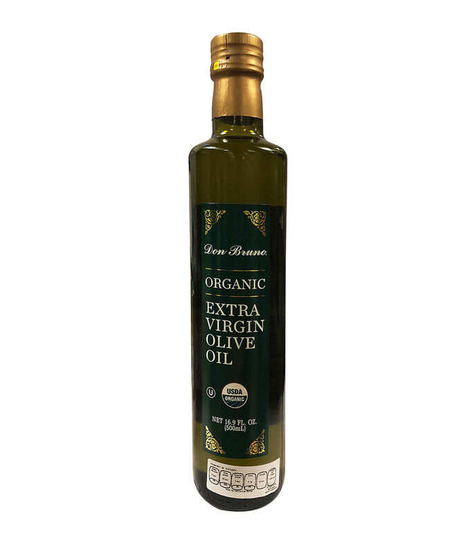 Don Bruno Aceite de Oliva Extra Virgen Orgánico, 500 Ml, , large