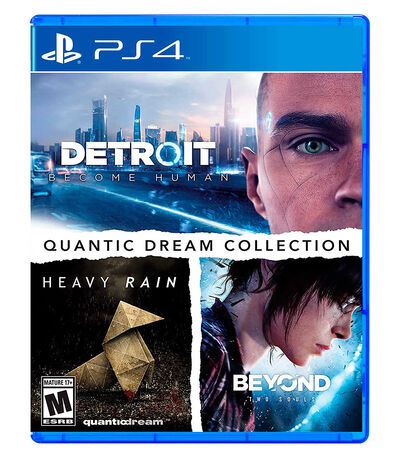 Quantic Dream Collection PS4, , large