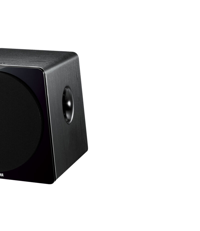 Subwoofer Activo NSSW500 Negro Piano, , editorial