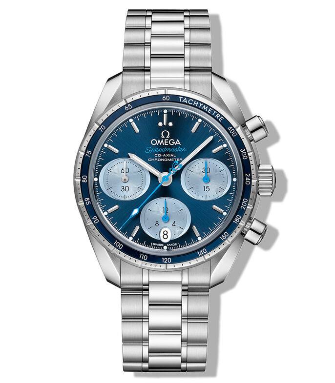 Omega Reloj Speedmaster 38MM Unisex, , large