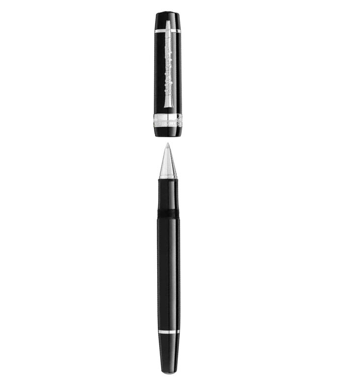 Montblanc Pluma Rollerball Donation George Gershwin, , large