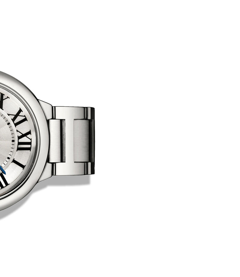 Reloj Ballon Bleu de Cartier 42 MM, Acero, , editorial
