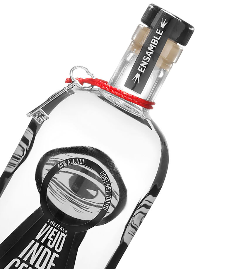 Mezcal Ensamble, 700 ml, , editorial