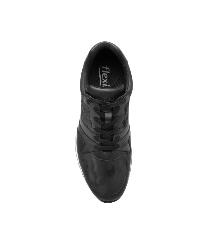 Tenis casuales Hombre, NEGRO, large