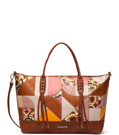 Bolso satchel, , large