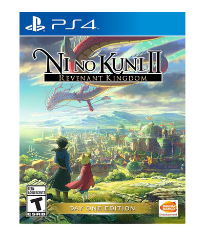 Ni No Kuni II Revenant Kingdom PS4, , large