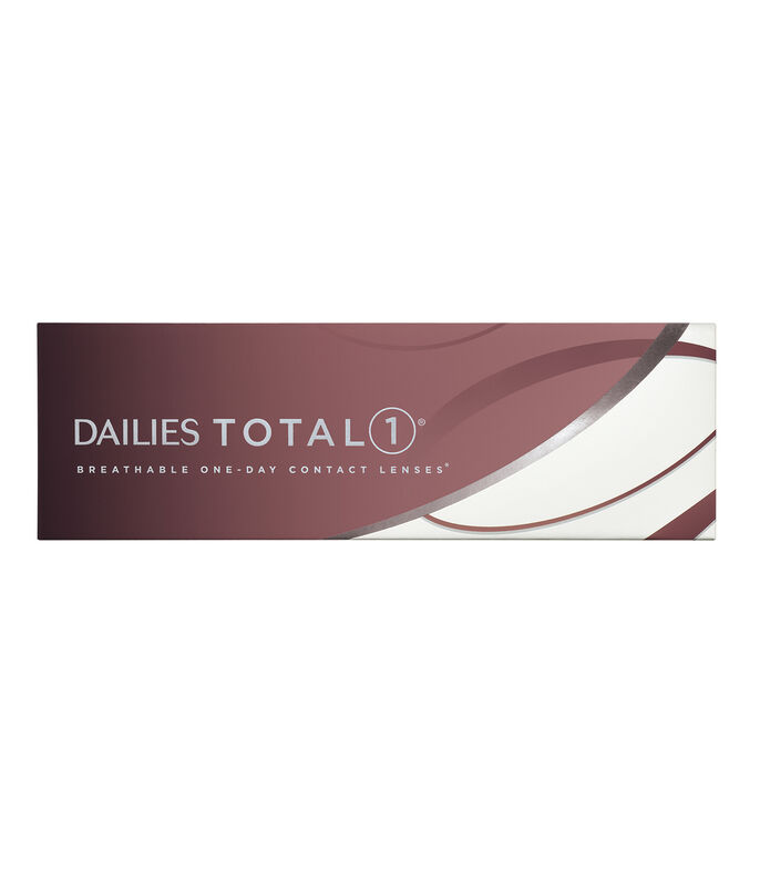 Lente de Contacto Dailies Total One -1.50 Unisex, , large