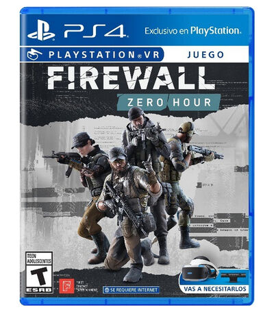 Firewall Zero Hour PS4, , large