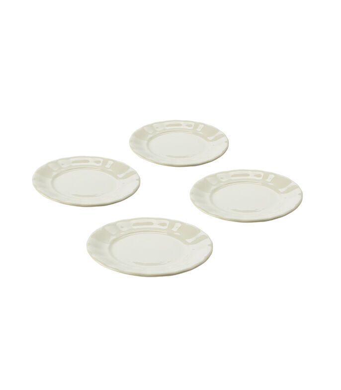 Set de 4 Platos para Postre Aurora, , large