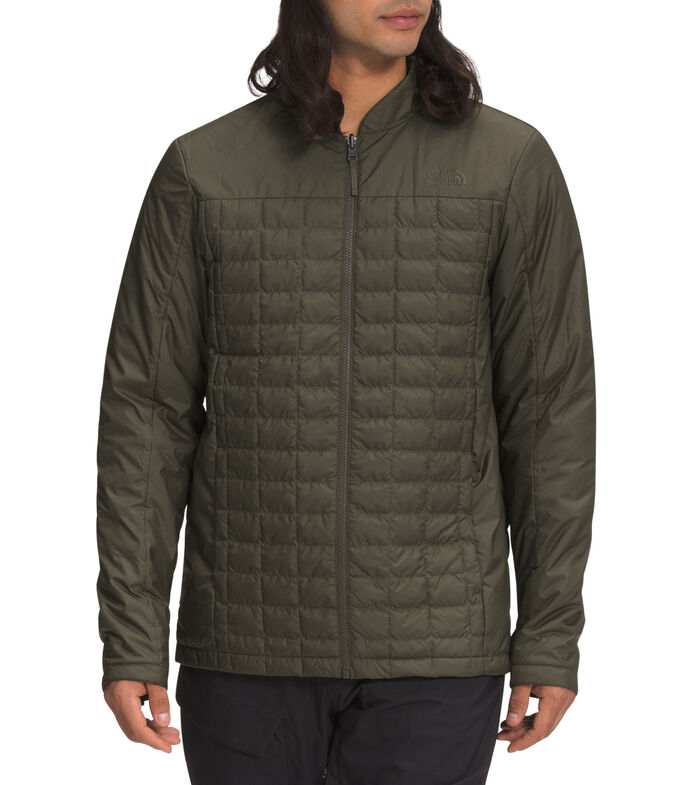 The North Face Chamarra Thermoball Snow Hombre, VERDE, large