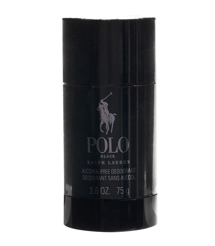 Desodorante, Polo Black, 75 gr, , large