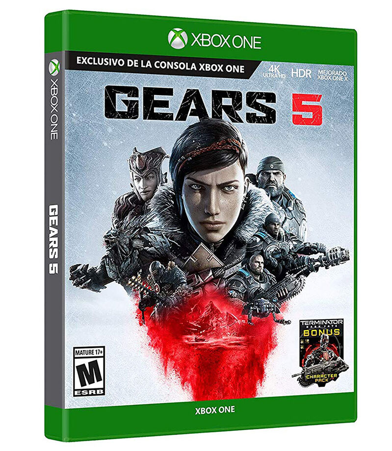 Gears 5 Xbox One, , editorial