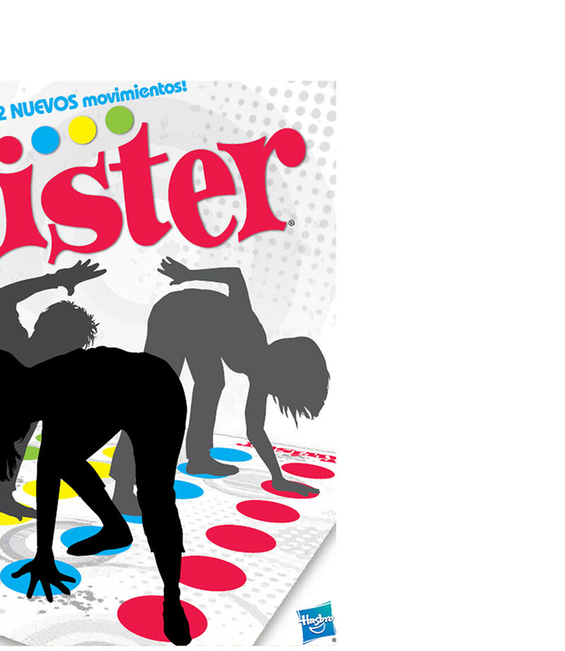Twister clásico, , editorial