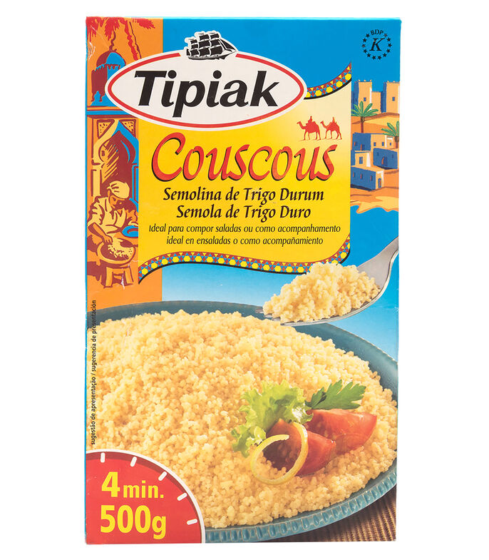 Couscous, 500 g, , large