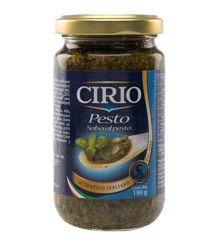 Salsa al Pesto, 190 gr, , large