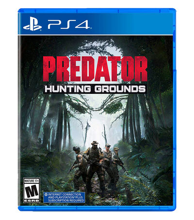 Predator Hunting Grounds PS4, , large