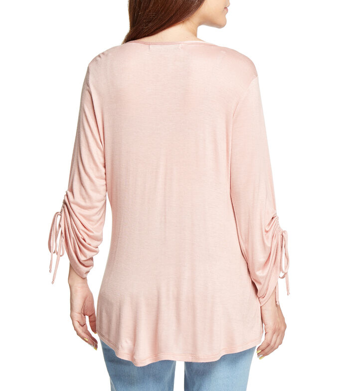 Expecting Essentials Blusa manga larga Mujer, , large