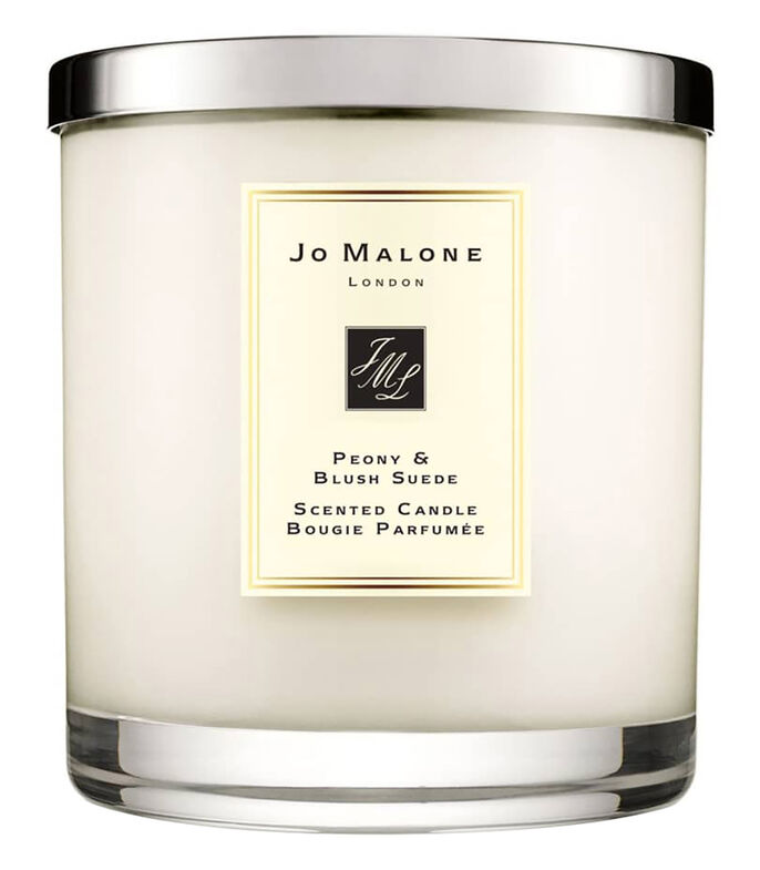 Jo Malone London Peony & Blush Suede Luxury Candle, , large
